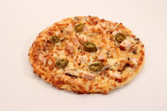 پیتزا مرغ هیروئیکا