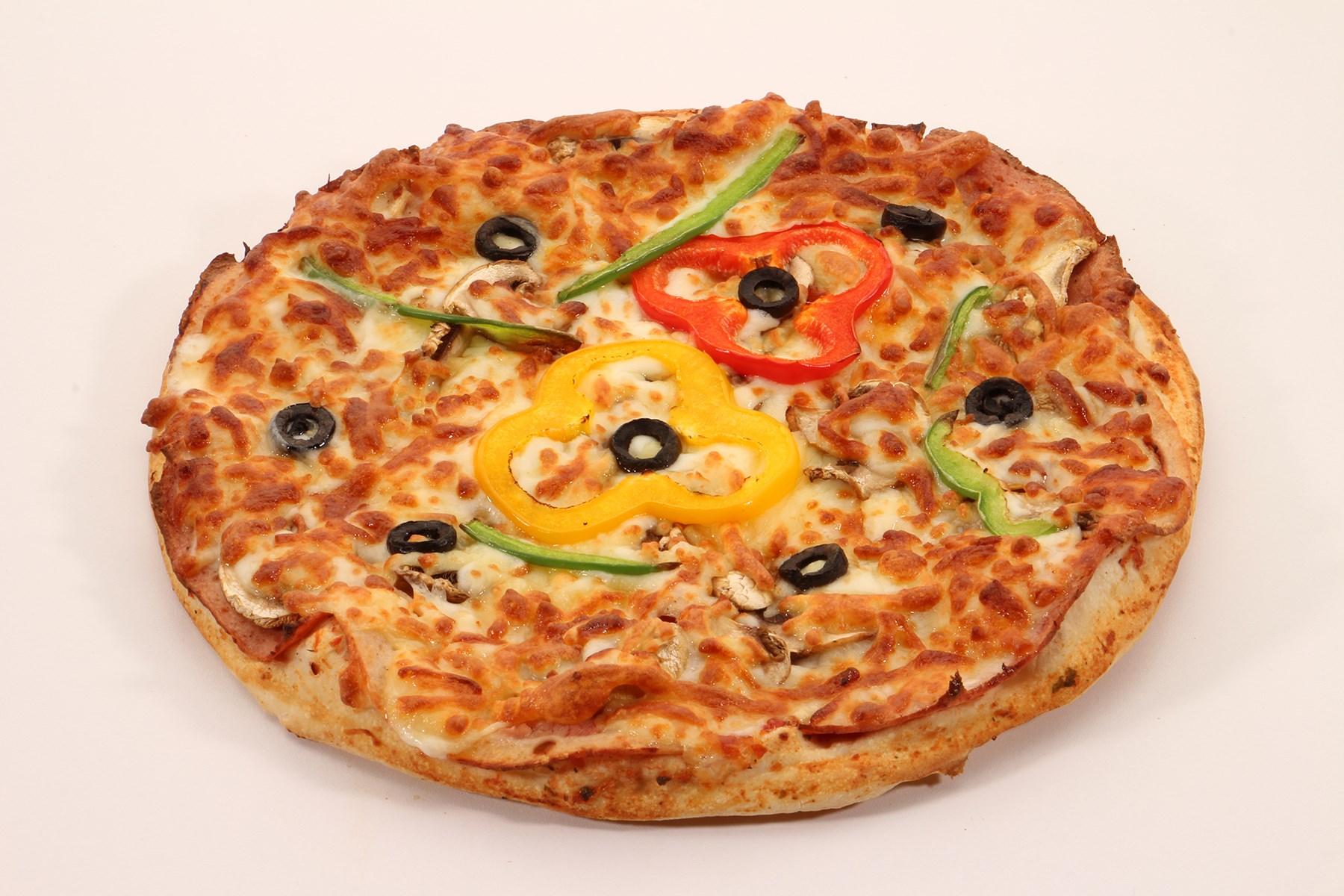 پیتزا مخصوص فنل